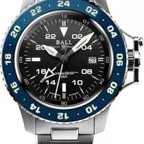 Ball Steel 42mm Automatic Engineer Hydrocarbon new United States of America, New Jersey, River Edge