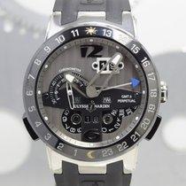 Ulysse Nardin El Toro / Black Toro Platinum 43mm Silver