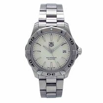 TAG Heuer Aquaracer 300M pre-owned 40mm Silver