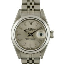 Rolex Oyster Perpetual Lady Date Steel 26mm Silver United States of America, Florida, Boca Raton