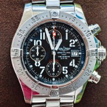 Breitling Avenger Skyland Steel 45mm Black Arabic numerals United States of America, Texas, Plano