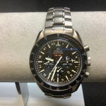 Omega Speedmaster HB-SIA Titanium Black No numerals United States of America, New Jersey, Fords
