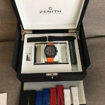 Zenith 10.9000.9004/96.R921 Carbone 2019 Defy El Primero 44mm occasion