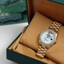 Rolex 18038 Yellow gold 1975 Day-Date 36 36mm pre-owned United States of America, California, Los Angeles