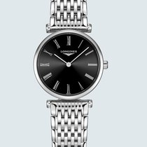 Longines La Grande Classique Steel 24mm Black Roman numerals United States of America, New York, Bellmore