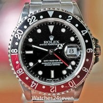 Rolex 16700. Steel GMT-Master pre-owned United States of America, Missouri, Chesterfield
