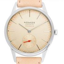 NOMOS Orion Neomatik neu Automatik Uhr mit Original-Box und Original-Papieren 393