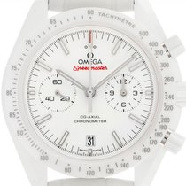 Omega Speedmaster Professional Moonwatch Ceramic 44.2mm White