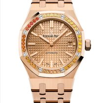 Audemars Piguet Royal Oak Lady Oro rosa 37mm Rosa