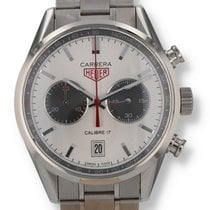 Heuer Steel Chronograph pre-owned United States of America, New Hampshire, Nashua