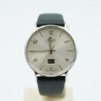 Junghans Milano Steel 41mm Silver Arabic numerals