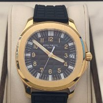 Patek Philippe 5065J-001 Yellow gold 2002 Aquanaut 38mm pre-owned