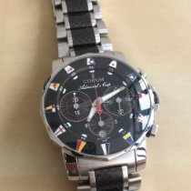 Corum Admiral's Cup (submodel) 985.631.20 Very good Steel 44mm Automatic Malaysia, Puchong