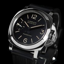 Panerai Special Editions Steel Black