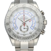 Rolex White gold Automatic White 44mm Yacht-Master II