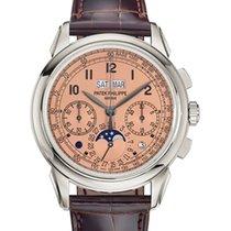 Patek Philippe Perpetual Calendar Chronograph Platina 41mm Rosa