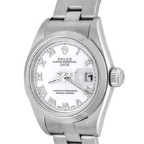 Rolex 79160 Steel Oyster Perpetual Lady Date 25mm pre-owned United States of America, Texas, Dallas