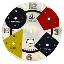 Jacob & Co. Five Time Zone JC 13 New United States of America, New York, New York