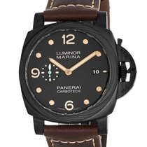 Panerai Automatic Black Arabic numerals new Luminor Marina 1950 3 Days Automatic