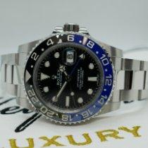 Rolex GMT-Master II Steel 40mm Black No numerals United Kingdom, Liverpool