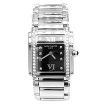 Patek Philippe Women's watch Twenty~4 25mm Quartz pre-owned Watch only 2014