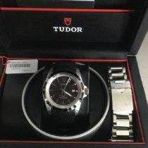 Tudor Grantour Date Acier 42mm Noir Sans chiffres France, Reignier