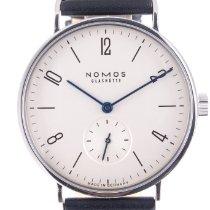 NOMOS Steel 35mm Manual winding 101 pre-owned