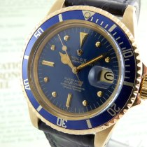 Rolex Submariner 1680   LC Very good Yellow gold Automatic