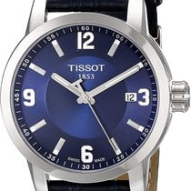 Tissot PRC 200 Steel 39mm Blue Arabic numerals United States of America, Massachusetts, Boston