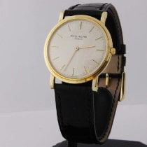 Patek Philippe Yellow gold 32mm 3498. T Canada, Montreal