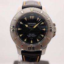 Chopard L.U.C Steel 42.5mm Black No numerals