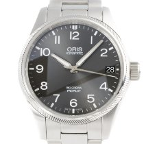 Oris Steel 41mm Automatic 7697 pre-owned