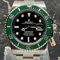Rolex Submariner Date 126610lv Neuve Acier 41mm Remontage automatique