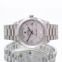 Rolex Day-Date 40 228206 Very good Platinum 40mm Automatic United Kingdom, Essex