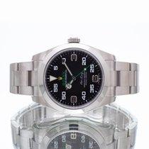 Rolex Air King Steel 40mm Black Arabic numerals United Kingdom, Essex