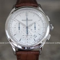 Jaeger-LeCoultre Master Chronograph Steel 40mm White United States of America, Massachusetts, Boston