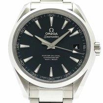 Omega 231.10.42.21.03.003 Acier Seamaster Aqua Terra 41.5mm occasion