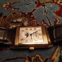 Jaeger-LeCoultre Grande Reverso Calendar Rose gold Silver