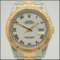 Rolex Datejust Turn-O-Graph Acero y oro 36mm Blanco España, BARCELONA