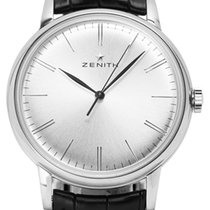Zenith Elite 6150 Acero 42mm
