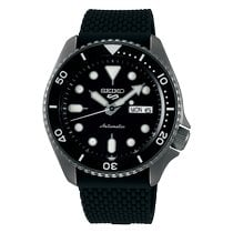 Seiko 5 Sports Steel 42.5mm Black No numerals United States of America, Ohio, USA