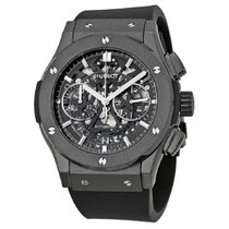 Hublot Classic Fusion Aerofusion Ceramic 45mm Grey No numerals United States of America, New York, New York
