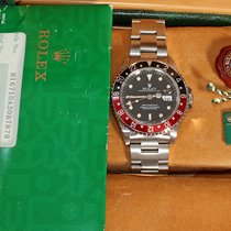 Rolex GMT-Master II Steel 40mm Black No numerals United States of America, Florida, Fort Lauderdale