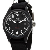 IWC Pilot Chronograph Top Gun Ceramic 41mm Black Arabic numerals United States of America, Florida, Hollywood