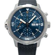 IWC Aquatimer Chronograph nuevo 2020 Automático Cronógrafo Reloj con estuche y documentos originales IW376805