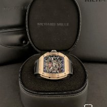 Richard Mille RM 011 Rose gold Transparent Arabic numerals