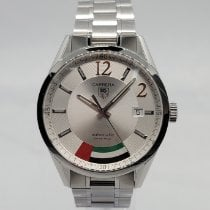 TAG Heuer Carrera Calibre 5 Steel 39mm Silver Arabic numerals UAE, Sharjah