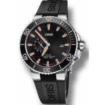 Oris Steel 45.5mm Automatic 01 743 7733 4159-07 4 24 64EB new