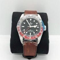 Tudor Black Bay GMT Steel 41mm Black No numerals UAE, Abu Dhabi