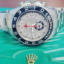 Rolex Yacht-Master II Steel 44mm Grey No numerals United States of America, New Jersey, Holmdel